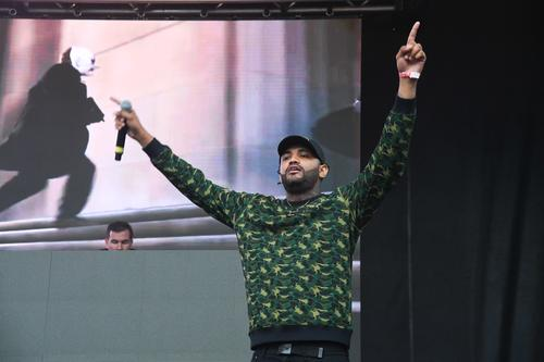 Joyner Lucas Thanks Eminem For Helping Secure His First