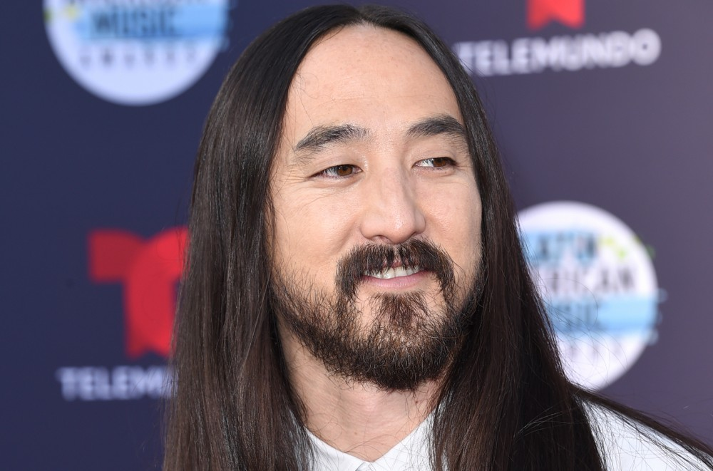 Steve Aoki & BTS Enter Hot 100 With 'Waste It on Me