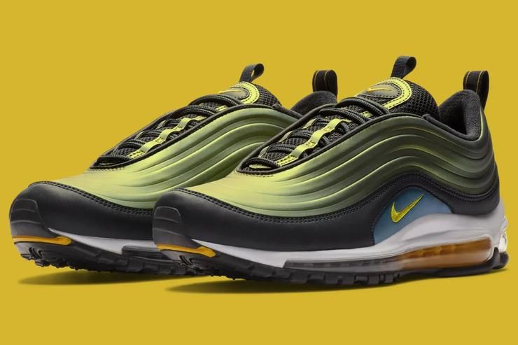 Nike Air Max 97 LX Gets Foamposite Inspired Upper Street