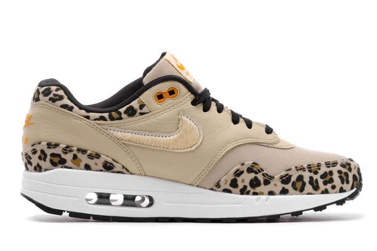 nike air max leopard beige