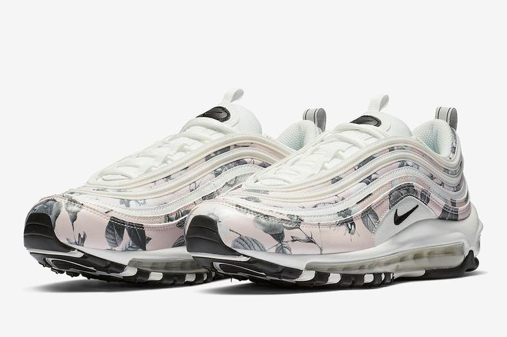 Women's Nike Air Max 97 Gets Floral Makeover Street Stalkin
