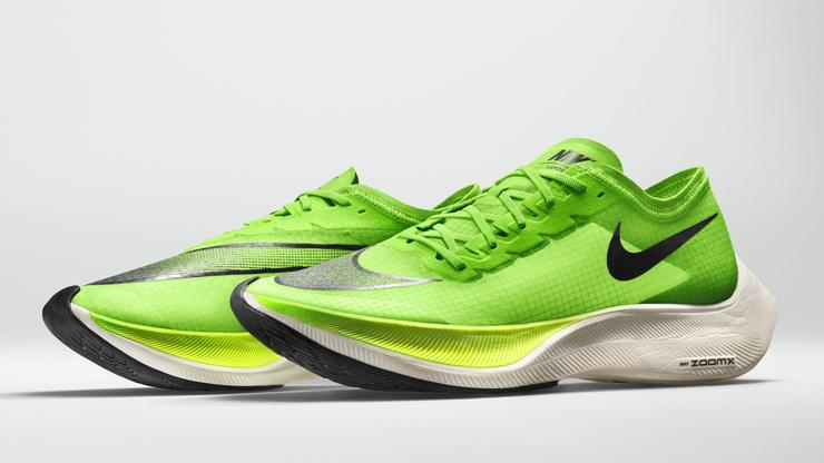 Nike ZoomX Vaporfly Next% Unveiled: Detailed Images Street