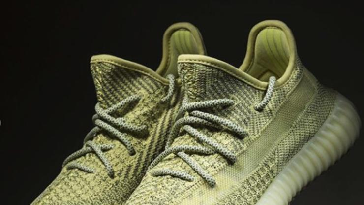 A closer look at the Yeezy Boost. Thoughts? Get a full look