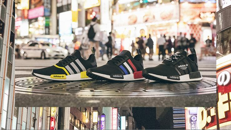 Foot Locker Launches Exclusive Adidas