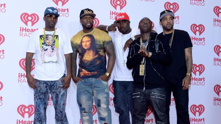 50 Cent Trashes G-Unit Members Lloyd Banks, Tony Yayo & Young Buck
