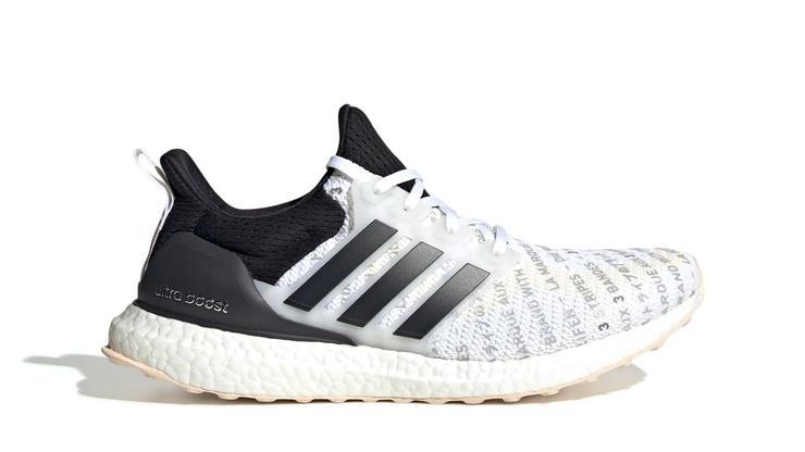 Ultra Boost Stripe Pack Black