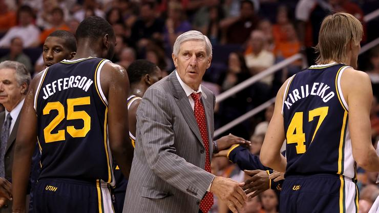 jerry sloan - photo #38