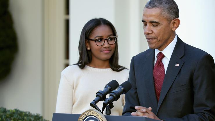 Sasha Obama Is A Hot Prospect For University Of Michigan
