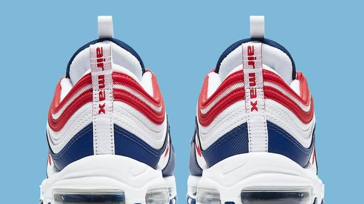 Nike Air Max 97 Receives Patriotic USA Makeover
